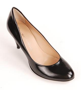 Pantofi Via Montenapoleone din piele lacuita