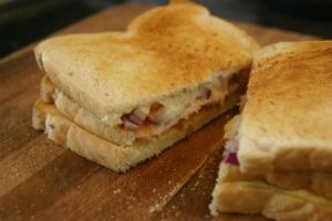 Sandwich de post cu tofu