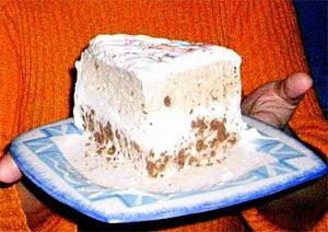 Tort rece