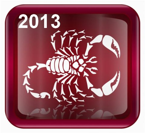 Horoscop 2013 Scorpion