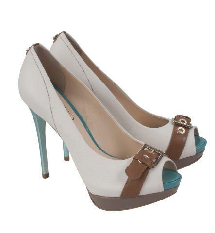 Pantofi cu catarama Il Passo
