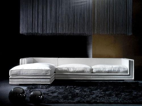 Canapea in stil minimalist