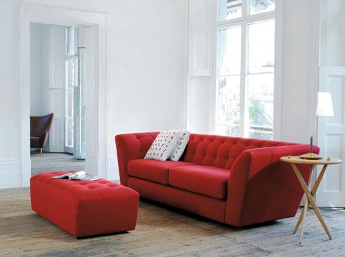 Canapea in stil contemporan