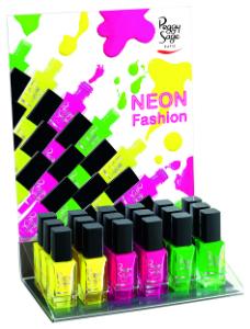 Lacuri de unghii Neon Fashion