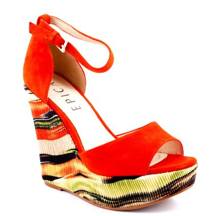 Sandalele cu talpa wedge