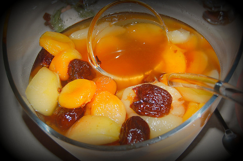 Punch de fructe