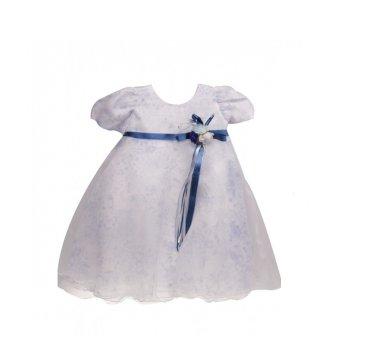 Rochie blue Spring in stil printesa