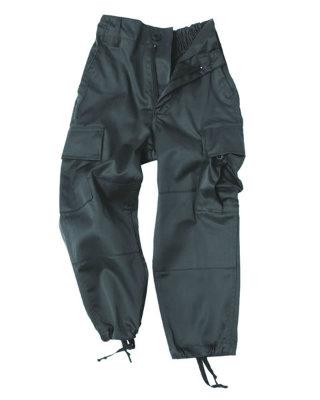 Pantaloni Copii BDU Negri