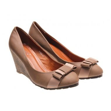 Pantofi de dama khaki Blake