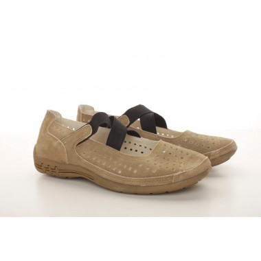 Pantofi kaki casual Mihaela