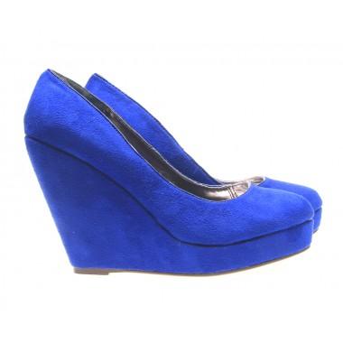 Pantofi dama albastri Coral