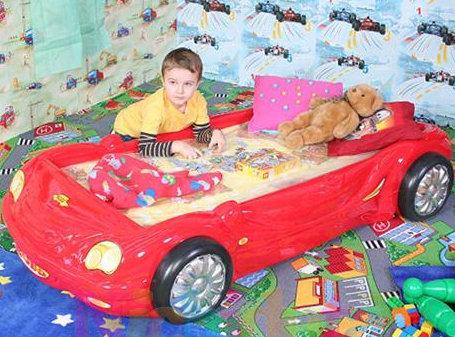 Pat Bobo Car pentru copii