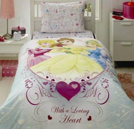 Lenjerie Disney Princess Belle Heart
