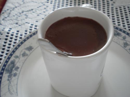Ciocolata calda de casa