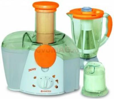 Storcator de fructe Vortex VSJE-50A1, 500W, 0.8L (Verde cu portocaliu)