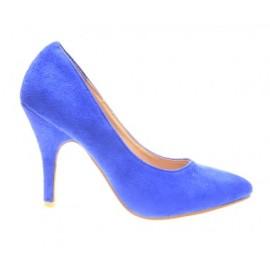 Pantofi de culoarea cerului