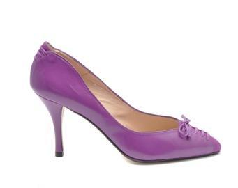 Pantofi mov
