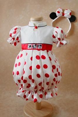 Rochita Minnie Baby, Petite Coco