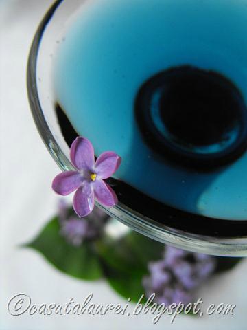 Cocktail Flacara Violet