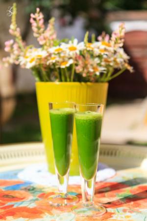 Suc verde racoritor