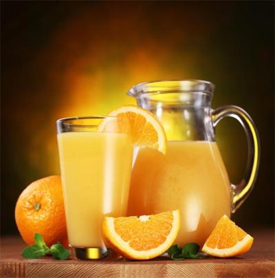 Suc de portocale si grapefruit