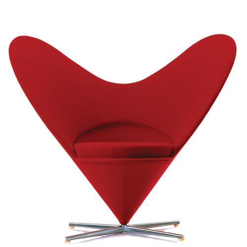 Fotoliu Heart Cone