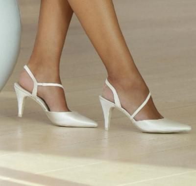 Pantofi stil mireasa