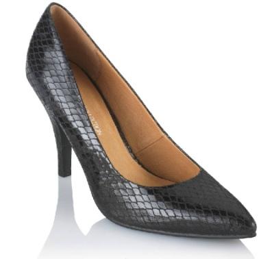 Pantofi imitatie de sarpe