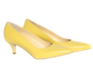 Pantofi yellow Trend