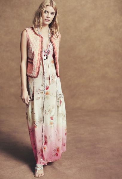 Rochie de inspiratie orientala