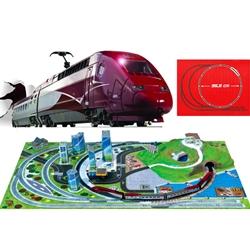 Trenulet Electric cu Macheta