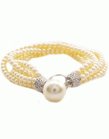 Bratara din perle