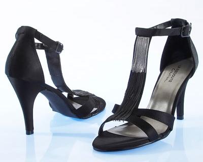 Sandale cu lantisor fantezie