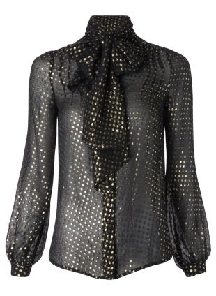 Camasa transparenta