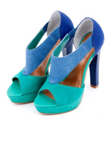 Sandale Lilly\'s Closet cu platforma si toc