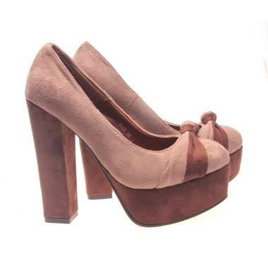 Pantofi dama maro Tent