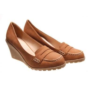 Pantofi de dama camel Iuliana