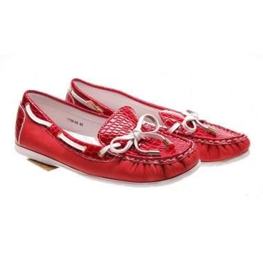 Pantofi casual de dama red+pat Marcy