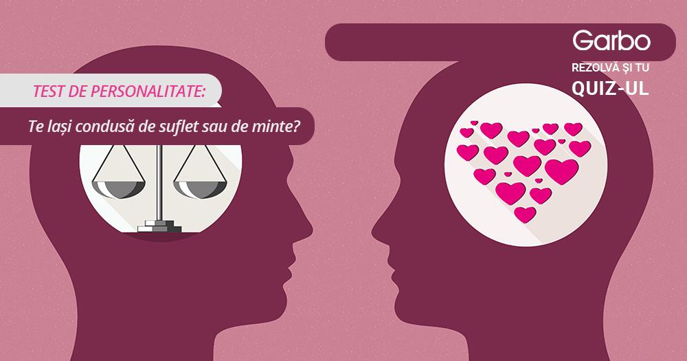 Testul de personalitate a site- ului dating